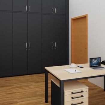 Büro 1 Ansicht 2