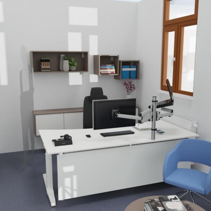 Büro Dr. Knopke - Ansicht I