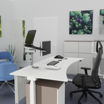 Büro Dr. Knopke - Ansicht II